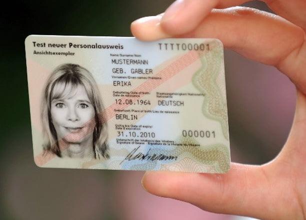 Echten Personalausweis Online Kaufen