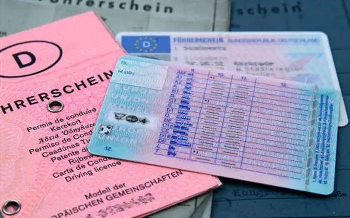 Registrierten Deutschen Führerschein Kaufen